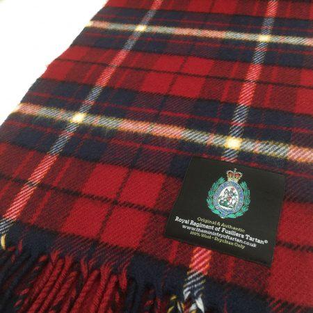 Royal Regiment of Fusiliers Tartan Range