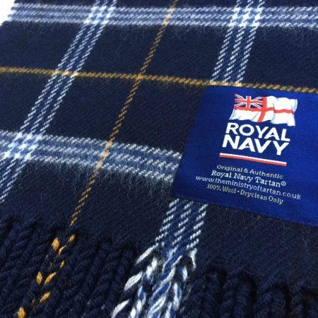 Royal Navy Tartan Range