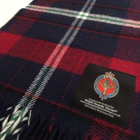 Welsh Guards Tartan Range